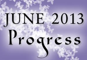 june 2013 progress at faery ink press