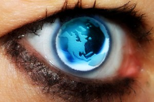 The world in the eye of the beholder